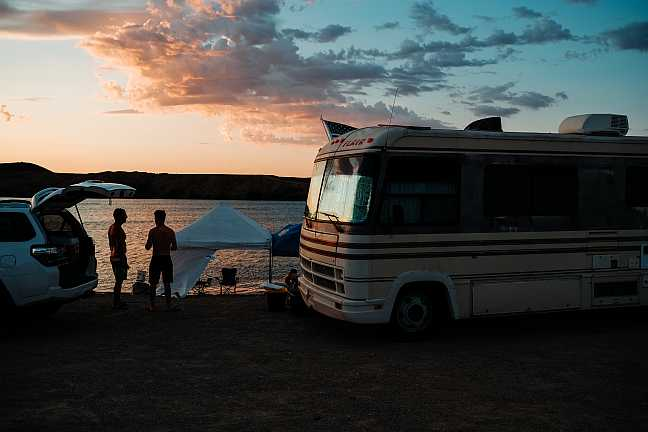 Camping and RVing