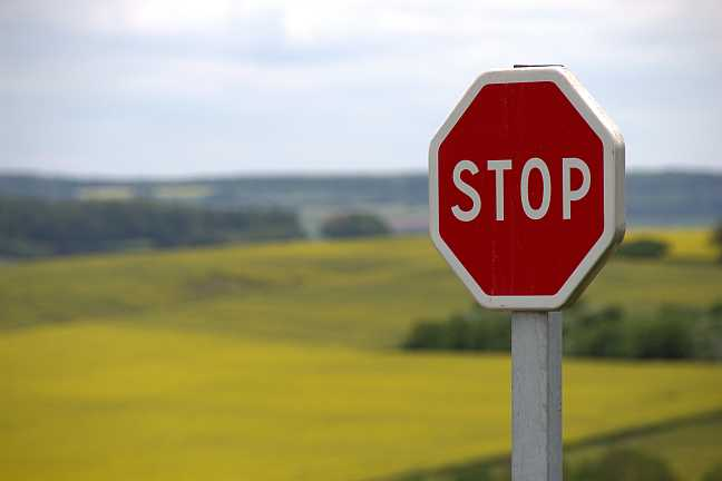 Stop Driving Before Getting Overly Tired